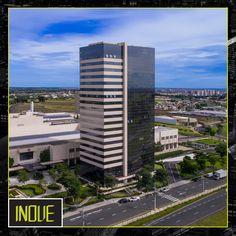 Em uma região em pleno crescimento, o Iguatemi Business São José do Rio Preto possui projeto arquitetônico inovador com infraestrutura completa para os negócios.  www.bko.com.br/inove