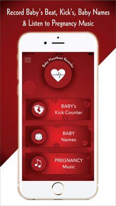 8 Best My Baby Heartbeat Baby S Fetal Heart Rate