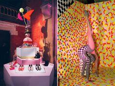 Sophia Webster - Fall 2015 Accessories, London Fashion Week