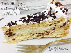 Puff Pastry Desserts, Mini Desserts, Dessert Recipes, Crepes, Torte Cake, Romanian Food, Nutella Recipes, Sweet Cakes, Savoury Dishes