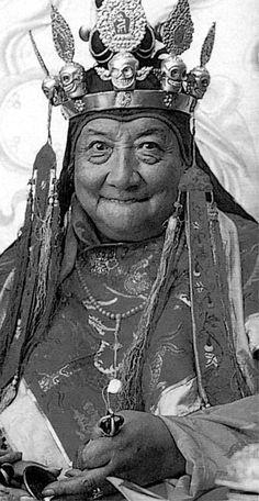 HH Dilgo Khyentse Rinpoché