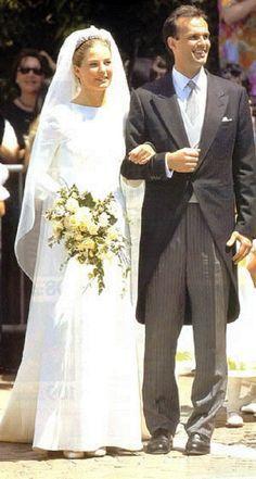 Princess Tatjana of Liechtenstein and Baron Philipp