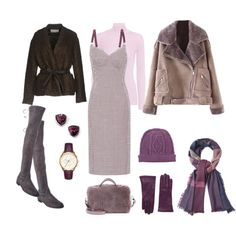 Warm & beautiful by mary-en on Polyvore featuring мода, STELLA McCARTNEY, Mauro Grifoni, Prada, WithChic, Stuart Weitzman, Tod's, Michael Kors, Barbour and NOVICA