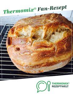 Anjas Buttermilchbrot von ahoelter. Ein Thermomix ® Rezept aus der Kategorie Brot & Brötchen auf www.rezeptwelt.de, der Thermomix ® Community.