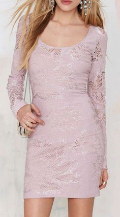 Lia Lace Dress