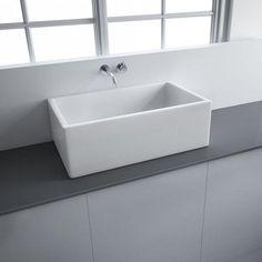 Ceramic Kitchen Sinks, White Kitchen Sink, Kitchen Mixer Taps, Sink Mixer Taps, Kitchen Handles, Copper Basket, Bathroom Installation, Bowl Sink