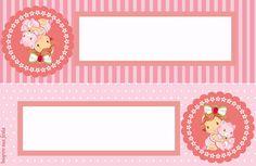 Moranguinho Baby – Kit festa infantil para imprimir – Inspire sua Festa ®