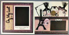 PJ's Corner: La Belle Vie 10 Page Layout Workshop #LaBelleVie