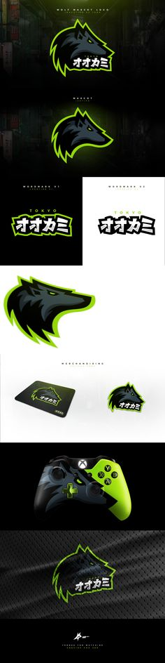 """Check out my @Behance project: """"[ON SALE] Wolf Mascot Logo."""" https://www.behance.net/gallery/48298749/ON-SALE-Wolf-Mascot-Logo  #mascot #logo #esports #sports #branding #brand #wolf #gaming #mascotlogo"""