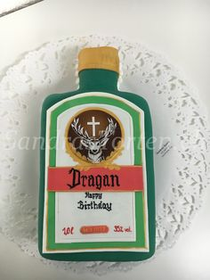 Prosit Dragan. Zum Geburtstag alles Guati