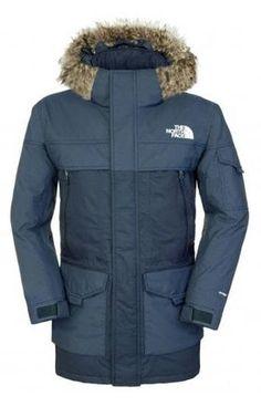 The North Face Parka para hombre McMurdo Urban Navy North Face Parka, The North Face, North Face Doudoune, Mens Down Jacket, Man Down, Keep Warm, Pulls, A Good Man, Canada Goose Jackets