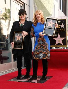 Ann & Nancy Wilson - Heart - Hollywood Walk of Fame