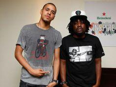 Rapper J Cole wearing a Vince King Tee after a performance with rapper Wale Artists On Tour, Hip Hop Artists, Rap Concert, Rapper Delight, J Cole, Record Producer, Celebrity Pictures, Mixtape, Musik