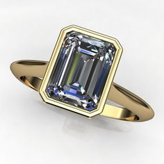 maddox ring carat emerald cut NEO by jhollywooddesigns Emerald Cut Rings, Emerald Cut Diamonds, Diamond Shapes, Diamond Cuts, Engagement Rings For Men, Designer Engagement Rings, Diamond Engagement Rings, Jewelry Art, Vintage Jewelry