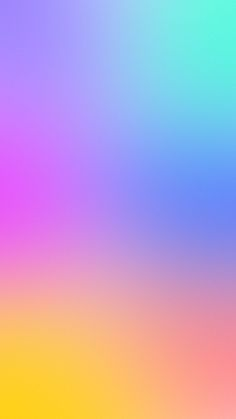 Rainbow Heart Wallpaper -  iPhone