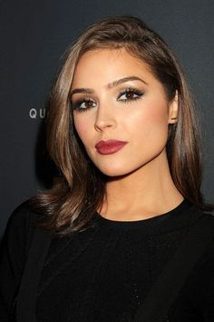 80+ Pics Awesome and Inspiring Hairstyle 2017 From Olivia Culpo You Should Try