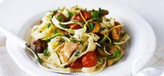 This Syn-free creamy chicken pasta recipe is delicious!