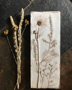 Wild flowers cast in plaster sunflowers and daisies oil painting handmade botanical wall hanging Floral art room Decore cottage style gift Plaster Crafts, Plaster Art, Sunflowers And Daisies, Wild Flowers, Floral Flowers, Clay Wall Art, Botanical Wall Art, Cottage Style, Art Pieces