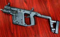 Full Of Weapons: Kriss Vector KWA