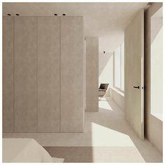 Farm Bedroom, Home Bedroom, Bedrooms, Interior Styling, Interior Design, Design Art, Concrete Interiors, Minimalist Home, Beautiful Interiors