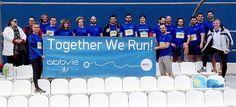 Η AbbVie Running Team συνεχίζει να προσθέτει χιλιόμετρα στο «κοντέρ» της για καλό σκοπό: Η AbbVie Running Team για ακόμα μια χρονιά έδωσε…