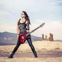 The Iron Maidens Interview with Davina Murray (Nikki Springfield by The  Metal Gods  Meltdown on SoundCloud
