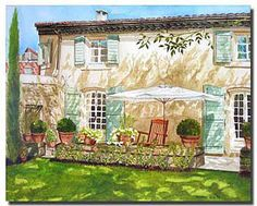 17th century maison de village between Aix and Avignon - Intercambio de casas