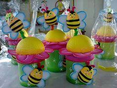 Eva Birthday Party Favors, Birthday Parties, Felt Patterns, Ideas Para Fiestas, Fiesta Party, Monster Party, Foam Crafts, Pin Cushions, Ladybug