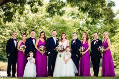 Team Carly and Mike looking fabulous! Photo courtesy of Morby Photography Bridesmaid Dresses, Wedding Dresses, Party Photos, Golf, Club, Bridal, Photography, Fashion, Bridesmade Dresses