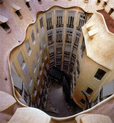 The amazing architecture of Gaudi