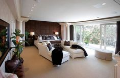#macysdreamhome  dream masterbedroom    Master Bedroom Luxury Dream Home Interior Design Ideas Envision Los ...