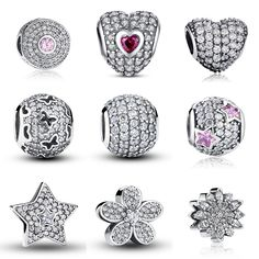 Pandora Style Dazzling Charm Beads //Price: $14.99 & FREE Shipping //     #hashtag1