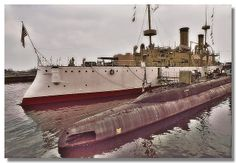 U.S. Spanish-American Warships | Olympia (1898 Spanish - American War)