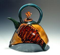 Timothy Sullivan 3 Legged Teapot