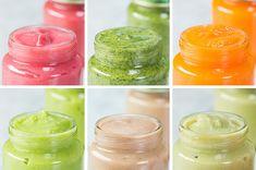 9 Homemade Baby Foods