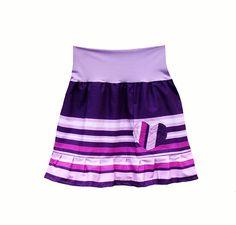 Purple heart - sukně ....... vel. S - M