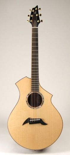 Breedlove Master Class CM Custom Acoustic Guitar