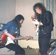 Yngwie Malmsteen and Lemmy