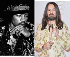 Rings on His Fingers: 14 Dudes in Rings—From Jimi Hendrix to Gucci's Alessandro Michele to the Pope