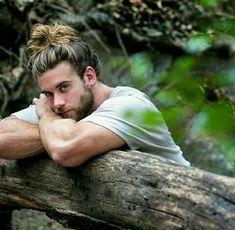 Photos of celeb Brock O'Hurn for the Dulcedo Agency Perfect Beard, Beard Love, Brock Ohurn, Tapered Beard, Hair And Beard Styles, Long Hair Styles, Long Hair Beard, Awesome Beards, Long Beards