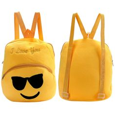 2017 Cartoon Kids Plush Backpacks Mini Cute Schoolbag Emoji Face Backpack Children School Bags Girls Boys Backpack For Kids   Read more at Bargain Paradise : http://www.nboempire.com/products/2017-cartoon-kids-plush-backpacks-mini-cute-schoolbag-emoji-face-backpack-children-school-bags-girls-boys-backpack-for-kids/     Product Description:Product Name: BackpackMain Material: Soft plushSize: About 34cm * 33cm(Length * Width), suitable for children 2-5 years old(Please do n