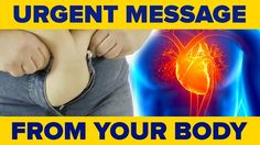 Urgent Message From Your Body | Take Care of Your Body