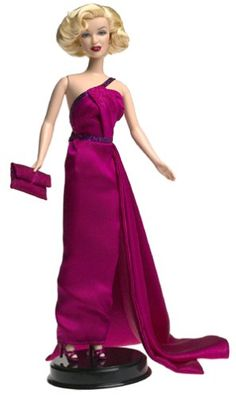 AmazonSmile: Barbie as Marilyn How to Marry a Millionaire Collector Doll: Toys & Games