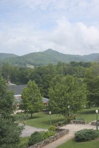 Mars Hill College in gorgeous Western North Carolina!