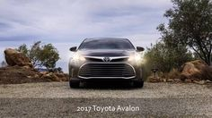 2017 Toyota Avalon from Ernie Palmer Toyota Serving Jacksonville and St. Augustine FL!