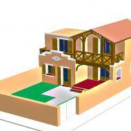 Plan De Maison Duplex En Afrique Gamboahinestrosa 4