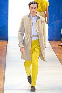 Christian Lacroix Spring 2013 Menswear
