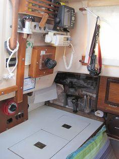 Sailing Seafari: Our Boat