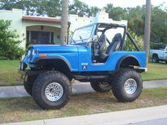 """IMAGES CJ5   1977 Jeep CJ-5 """"BIG Blue"""" Project"""