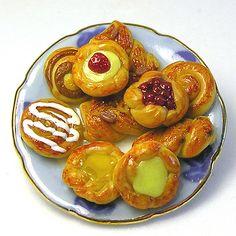 Yummy #food, miniatures